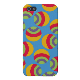 Eames Circles 3 iPhone 5/5S Covers