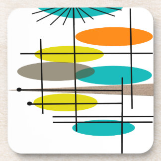 Eames Era Inspired gifts Coaster