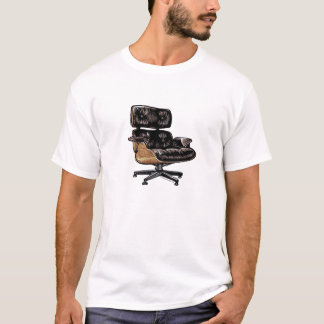 Eames Lounge Chair T-Shirt