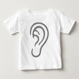 Ear Listening Baby T-Shirt