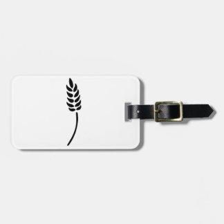 Ear of Wheat Luggage Tag