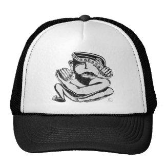 Ear Pull Trucker Hat