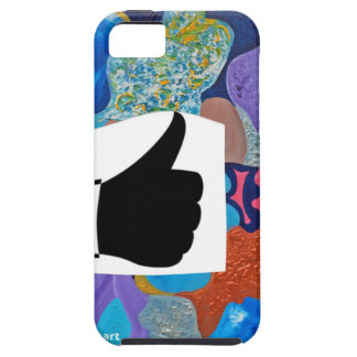 Ear Thumbs Up iPhone 5 Cover
