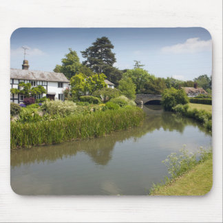 Eardisland in Herefordshire souvenir photo Mouse Pad