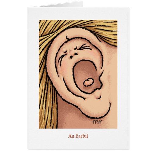 Earful Card