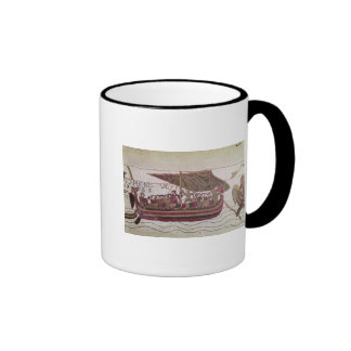 Earl Harold with his sails full of wind Mugs