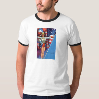 Earl Moran Vintage Americana T-Shirt