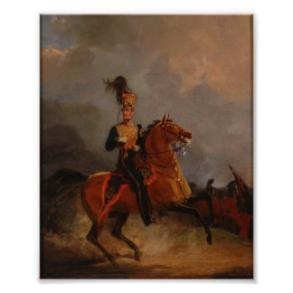 Earl of Uxbridge Poster