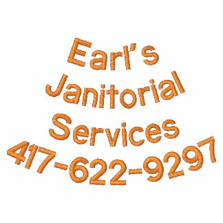 Earl s Janitorial Services Embroidered Shirt