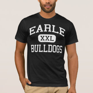 Earle - Bulldogs - High School - Earle Arkansas T-Shirt