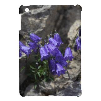 Earleaf bellflower (Campanula cochleariifolia) Cover For The iPad Mini