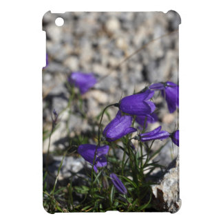 Earleaf bellflower (Campanula cochleariifolia) iPad Mini Cover