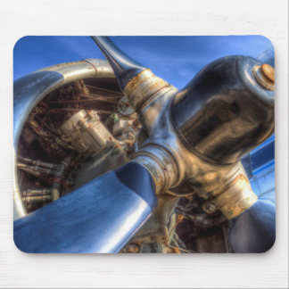 Earlier Days Of Flight Mouse Pad