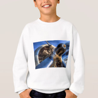 Earlier Days Of Flight Sweatshirt