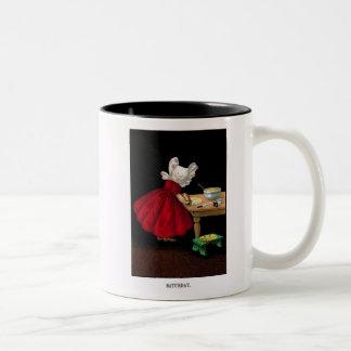 Early 1900's Saturday Sunbonnet Sue Coffee Mug