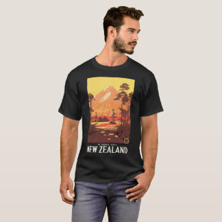 Early 20th century New Zealand Painting T-Shirt