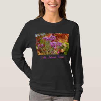 Early Autumn Asters T-Shirt