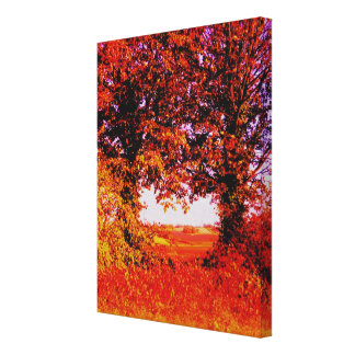 Early Autumn Gallery Wrap Canvas