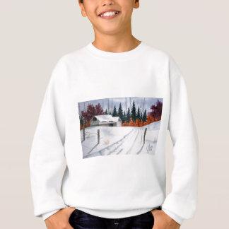Early Autumn Landscape Sweatshirt