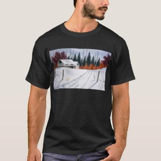 Early Autumn Landscape T-Shirt
