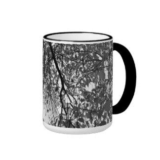 Early Autumn Monochrome Mugs