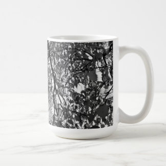Early Autumn Monochrome Coffee Mug