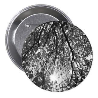Early Autumn Monochrome Pin
