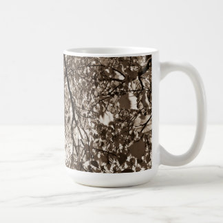 Early Autumn sepia Mug