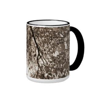 Early Autumn sepia Coffee Mugs