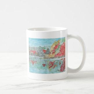 Early Autumn Stream Mug