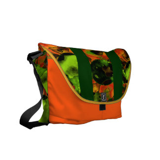 Early Autumn Tie Courier Bags