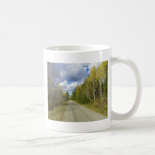 Early Autumn Trail Mugs