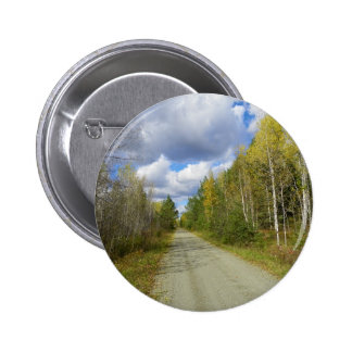 Early Autumn Trail Pin