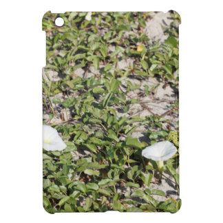 Early Beach Sand Morning Glories Cover For The iPad Mini