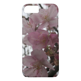 Early cherry blossoms iPhone 8/7 case