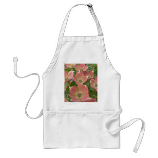 Early Dogwood Blossoms Apron