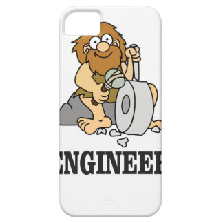 early engineer man iPhone 5 cover