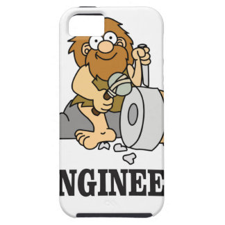 early engineer man iPhone 5 covers