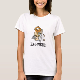 early engineer man T-Shirt