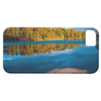 Early Evening reflections in the boundry waters iPhone 5 Case