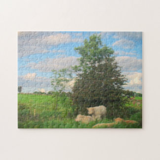 Early Evening - Western Ireland Jigsaw Puzzle