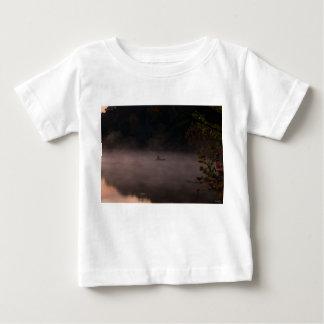 Early Foggy Fishing Baby T-Shirt