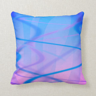 Early Morning Aromas Throw Pillow