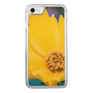 Early Morning Coreopsis Carved iPhone 7 Case