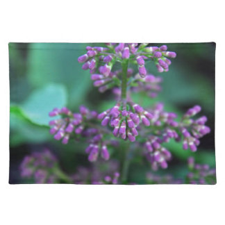 Early Morning Lilacs Placemat