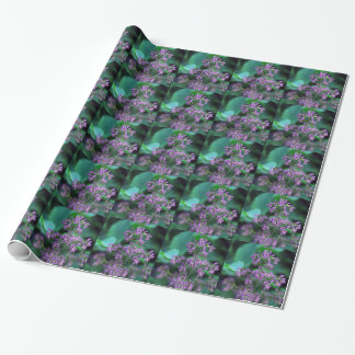 Early Morning Lilacs Wrapping Paper