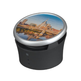 Early Morning Over Nashville, Tennessee, USA Bluetooth Speaker