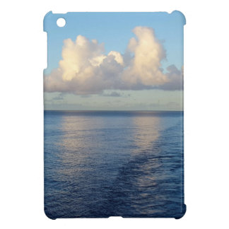 Early morning Seascape Cloud reflections iPad Mini Covers