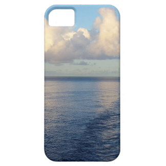 Early morning Seascape Cloud reflections iPhone 5 Cover