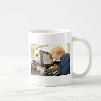 Early retirement coffee mug
